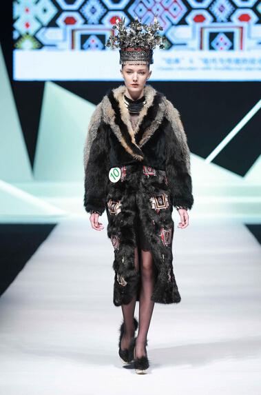 2014亚洲青年皮草设计大赛铜奖-最具商业价值奖