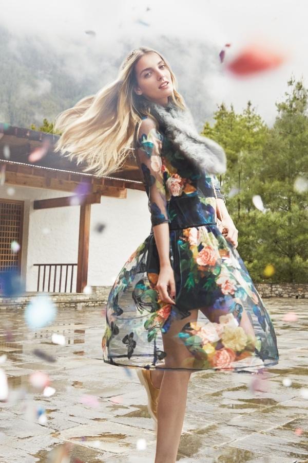 服装资讯 品牌 歌莉娅大片摄影师伊藤彰纪:时尚是你内外的延长线